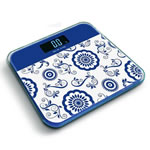 Digital Pocket Scale, Tempered Glass, Rectangle, blue, 215x180x40mm, Sold By PC