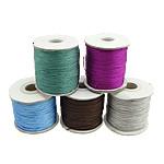 Przewód nylonowy, Sznur nylonowy, ze Szpulka plastikowa, mieszane kolory, 0.80mm, długość:100 m, 10komputery/wiele, sprzedane przez wiele