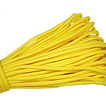 Paracord 330 Paracord yellow 4mm 5Strands/Lot 31m/Strand