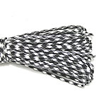 Paracord, 330 Paracord, two tone, 4mm, 5Strands/Lot, 31m/Strand, Sold By Lot