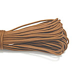Paracord, 330 Paracord, brown, 4mm, 5Strands/Lot, 31m/Strand, Sold By Lot