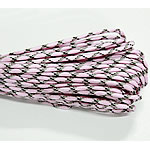 Paracord 330 Paracord pink camouflage 4mm 5Strands/Lot 31m/Strand