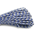 Paracord 330 Paracord blue camouflage 4mm 5Strands/Lot 31m/Strand