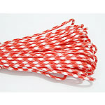 Paracord 330 Paracord two tone 4mm 5Strands/Lot 31m/Strand