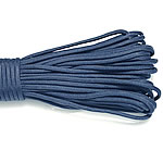 Paracord 330 Paracord dark blue 4mm 5Strands/Lot 31m/Strand