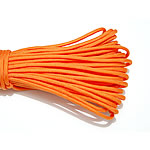 Paracord 330 Paracord orange 4mm 5Strands/Lot 31m/Strand