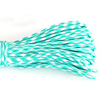 Paracord 330 Paracord sky blue camouflage 4mm 5Strands/Lot 31m/Strand