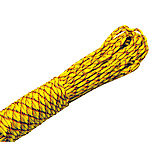 Paracord 330 Paracord yellow camouflage 4mm 5Strands/Lot 31m/Strand