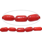 Natural Coral Beads Oval red 4-6x7-10mm Hole:Approx 1mm Length:Approx 16 Inch 10Strands/Lot Approx 46PCs/Strand