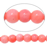 Natural Coral Beads Round pink 3mm Hole:Approx 0.8mm Length:Approx 16 Inch 10Strands/Lot Approx 135PCs/Strand