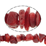 Natural Coral Beads, 8-13mm, Hole:Approx 0.5mm, Length:33 Inch, 10Strands/Lot, Sold by Lot