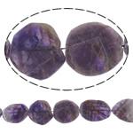 الخرز جمشت الطبيعية, بيضوي, جوهره في شباط/فبراير, 32-41.5mm, حفرة:تقريبا 2mm, طول:15.7 بوصة, 5جدائل/الكثير, تباع بواسطة الكثير