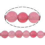 Natural Marble Beads, Round, 10mm, Hole:Approx 0.8mm, Length:16 Inch, 5Strands/Lot, Sold by Lot