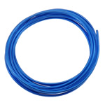 Aluminum Wire, electrophoresis, skyblue, 2mm, Length:Approx 30 m, 10PCs/Bag, Sold By Bag