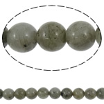 Natural Labradorite Beads, Round, 10mm, Hole:Approx 1.5mm, Length:15.7 Inch, 5Strands/Lot, Sold By Lot