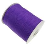 Organza Ribbon, purple, 0.7cm, Length:2500 Yard, 5PCs/Lot, Sold By Lot