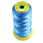 Nylon Thread, without elastic, blue, 0.50mm, Length:480 m, 10PCs/Lot, Sold By Lot