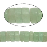 Natural Amazonite Beads, Rondelle, 1.5-3x5mm, Hole:Approx 1mm, Approx 169PCs/Strand, Sold Per Approx 16 Inch Strand