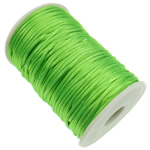 Nylon Cord, more colors for choice, 2.5mm, Length:Approx 75 m, Sold By PC