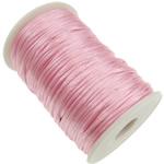 Przewód nylonowy, Sznur nylonowy, różowy, 2.5mm, długość:około 75 m, sprzedane przez PC