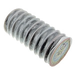 Copper Wire with plastic spool black nickel lead   cadmium free 0.40mm Length:15 m 10PCs/Lot