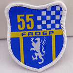 Iron on Patches, Cloth, 66x56mm, 100PCs/Bag, Sold By Bag