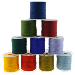 Przewód nylonowy, Nylon, Tajwanu przywożone, mieszane kolory, 0.80mm, 20/