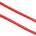 Elastic Thread, South Korea Imported, red, 0.80mm, Length:850 m, 10PCs/Lot, 85m/PC, Sold By Lot