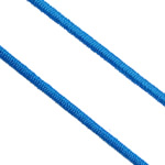Elastic Thread, South Korea Imported, blue, 0.80mm, Length:850 m, 10PCs/Lot, 85m/PC, Sold By Lot