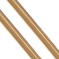Mosiężny przewód, Mosiądz, ze Plastik, Glazurowane, stara miedź, bez zawartości niklu, ołowiu i kadmu, 1mm, długość:2.5 m, 20komputery/wiele, sprzedane przez wiele