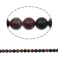 Tourmaline Beads, Round, October Birthstone, 8mm, Hole:Approx 1-2mm, Length:Approx 15.5 Inch, 5Strands/Lot, Approx 49PCs/Strand, Sold By Lot