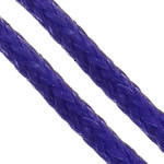 Nylon Cord, dark blue, 1mm, 300Yards/Bag, Sold By Bag