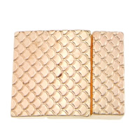Zinc Alloy Magnetic Clasp, Rectangle, rose gold color plated, nickel, lead & cadmium free, 26x21x6mm, Hole:Approx 19x3mm, 50PCs/Lot, Sold By Lot