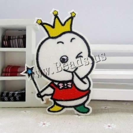 Buy Iron Patches Cloth Character 70x98mm 3 Sold Lot