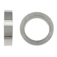 Roestvrij staal ring connectors, Donut, meer maten voor de keuze, oorspronkelijke kleur, 200pC's/Lot, Verkocht door Lot