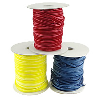 Velveteen Cord with plastic spool 10mm Length:200 Yard