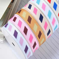 Grosgrain Ribbon printing single-sided mixed colors 2PCs/Bag 100Yards/PC