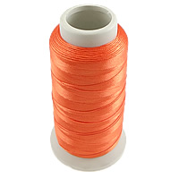 Nylon Thread, with plastic spool, without elastic, 6-yarn, red, 0.50mm, Length:480 m, 10PCs/Lot, Sold By Lot