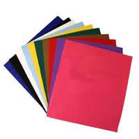 Трип Войлок, Квадратная форма, разный размер для выбора, Много цветов для выбора, 5м/Лот, продается Лот