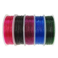 Nici elastyczne, Elastyczny sznur, ze Szpulka plastikowa, różnej wielkości do wyboru, dostępnych więcej kolorów, 10komputery/wiele, sprzedane przez wiele