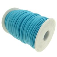 Nici elastyczne, Nylon, niebieski, 4mm, długość:około 20 m, sprzedane przez PC
