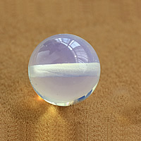 Sea Opal Beads, Round, different size for choice, Grade AAA, Sold By Lot