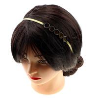 Латунь Выводы группы волос, Покрытие под бронзу старую, не содержит никель, свинец, 14mm, 5mm, внутренний диаметр:Приблизительно 12mm, длина:Приблизительно 12 дюймовый, 10ПК/Лот, продается Лот