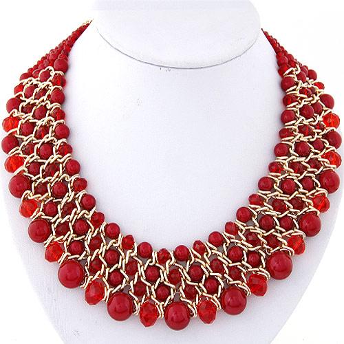 collier en perle de rocaille avec schema gratuit cool costume jewelry for you. Black Bedroom Furniture Sets. Home Design Ideas