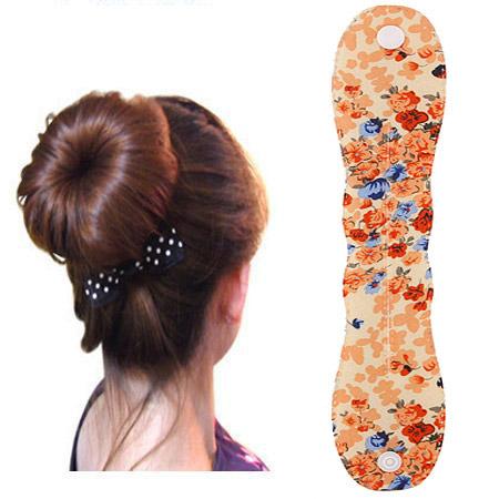Твистер для создания красивой гульки, ткань, 250-48mm, продается PC