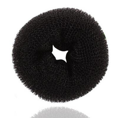 Твистер для создания красивой гульки, нейлон, черный, 93x42mm, продается PC