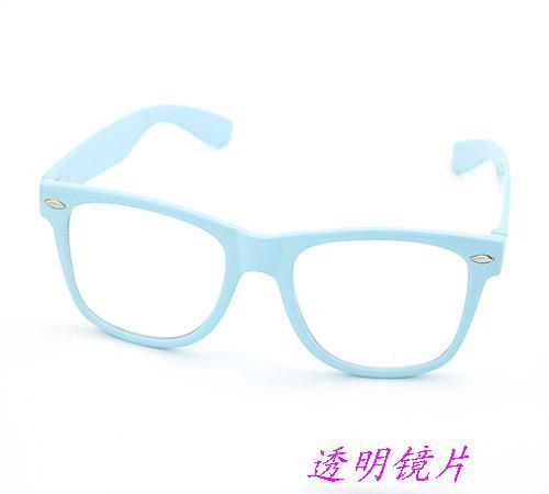 канифоль Солнцезащитные очки, светло-синий, 140x50mm, продается PC