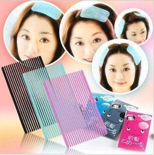 пластик Магия волос Pad, Прямоугольная форма, 45x65mm, продается PC