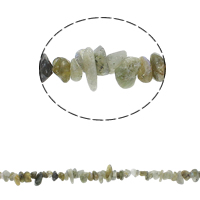 Natural Labradorite Beads, Nuggets, 5-8mm, Hole:Approx 0.8mm, Approx 260PCs/Strand, Sold Per Approx 33.8 Inch Strand