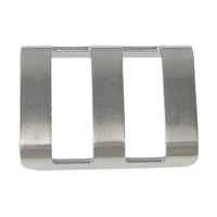 Stainless Steel Findings, Rectangle, original color, 19x14x4mm, 100PCs/Lot, Sold By Lot